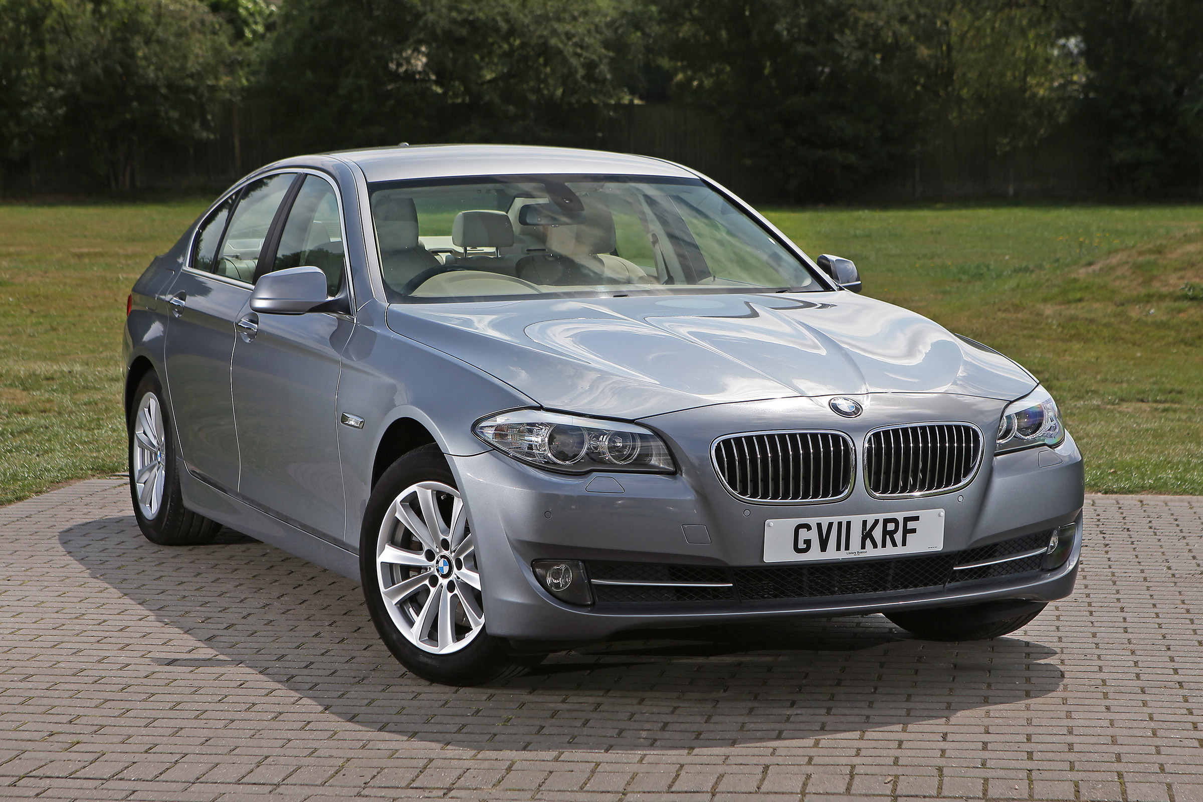 Used Bmw 5 Series Review Auto Express