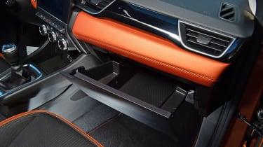Renault Captur - dashboard