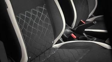 Nissan Micra N Sport - seats