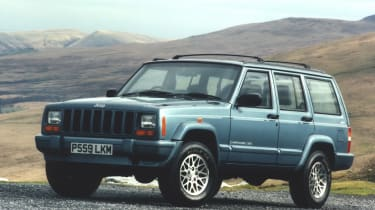 Jeep Cherokee 4.0-litre Limited