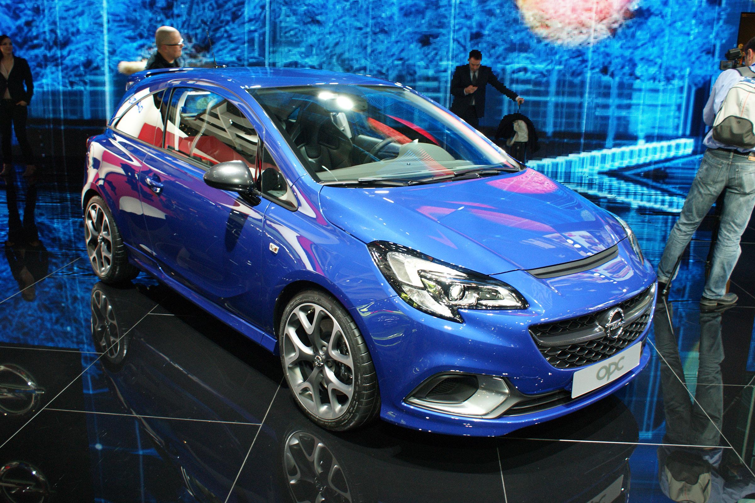 2021 Vauxhall Corsa VXR Pictures