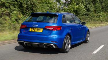 Audi RS3 Sportback - rear