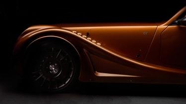 Morgan Aero GT teaser - side