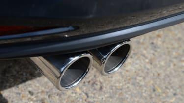 Volkswagen Golf GTD pipes
