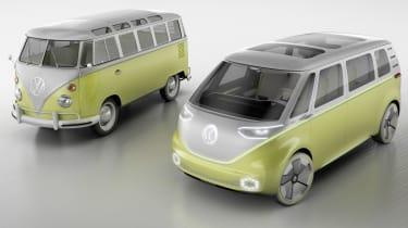 Volkswagen I.D. Buzz - VW Camper Van