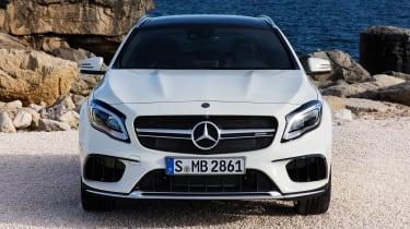 Mercedes-AMG GLA 45 - full front