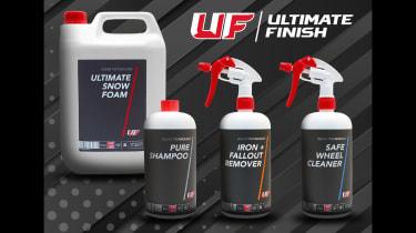 Ultimate Finish Exterior Essentials kit