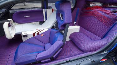 Citroen 19_19 Concept - seats