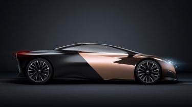 Peugeot Onyx side
