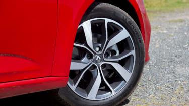 Renault Megane diesel - wheel detail