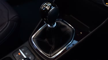 Ford Fiesta Vignale transmission