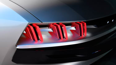 Peugeot e-LEGEND - rear lights