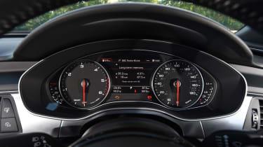 Audi A6 Avant - instruments