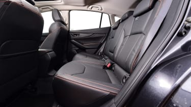Subaru XV - rear seats