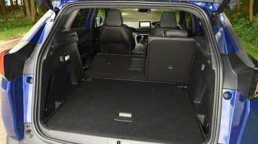 Used Peugeot 3008 Mk2 - boot