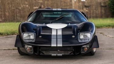 Everrati GT40 - full front