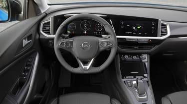 Vauxhall Grandland PHEV - dash