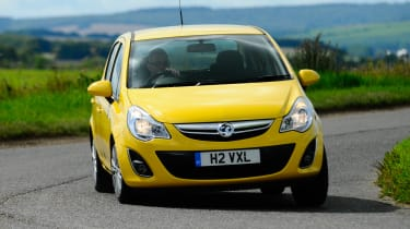 Vauxhall Corsa 1.2 Excite A/C front cornering