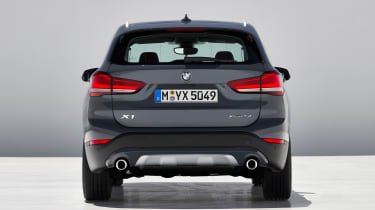 BMW X1 - full rear