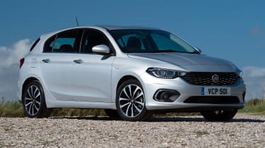Fiat Tipo - front static