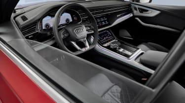 Audi Q7 - studio cabin