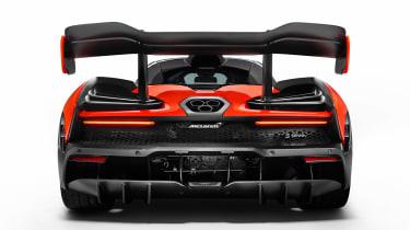 McLaren Senna - full rear