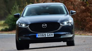 Mazda CX-30 - front action