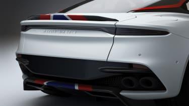 Aston Martin DBS Superleggera Concord - rear static