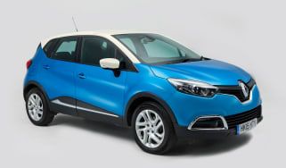 Used Renault Captur - front