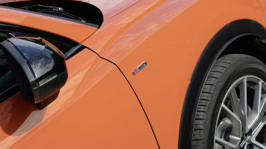 Audi Q3 - detail