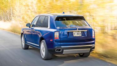 Rolls-Royce Cullinan rear