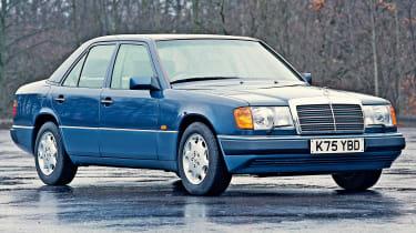 Top 10 Future Classics - Mercedes 200E/300E