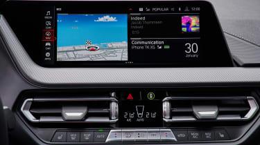 BMW 2 Series Gran Coupe - infotainment