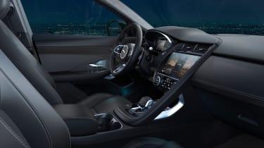 Jaguar E-Pace R-Dynamic Black - interior