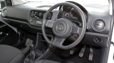 Used Volkswagen up! - dash