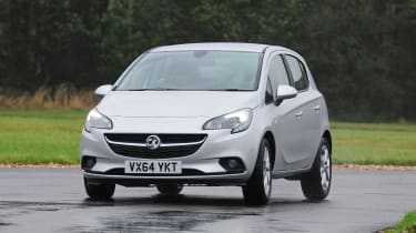 Used Vauxhall Corsa Mk4 - front