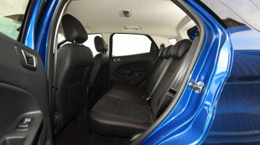 Ford EcoSport - back seats