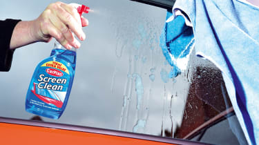 Best car glass cleaners - header
