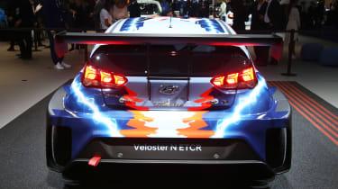 Hyundai Veloster N ETCR - Frankfurt full rear