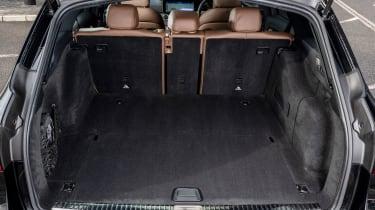 Mercedes E-Class Estate review - boot