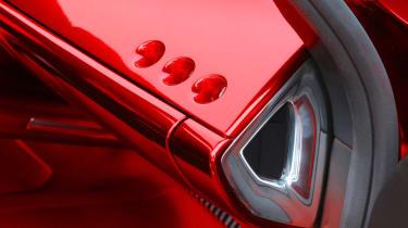 Kia Proceed concept - Frankfurt detail