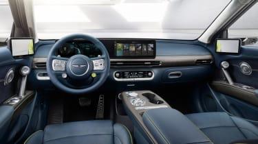 Genesis GV60 - interior