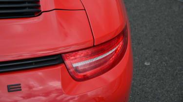 Porsche 911 GTS tail light