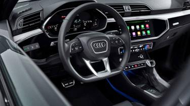 Audi Q3 Sportback - cabin