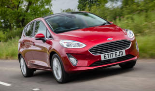 Ford Fiesta diesel review - front