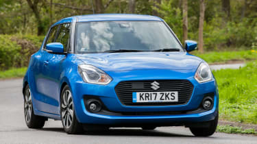 Suzuki Swift Allgrip - front