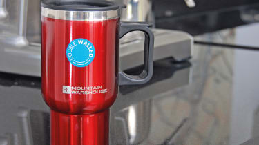 Mountain Warehouse Travel Mug