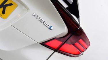 Toyota C-HR - rear lights