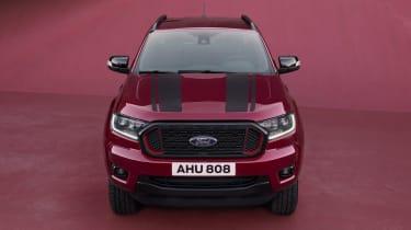 Ford Ranger Stormtrak - full front