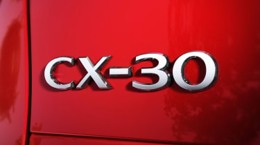 Mazda CX-30 badge
